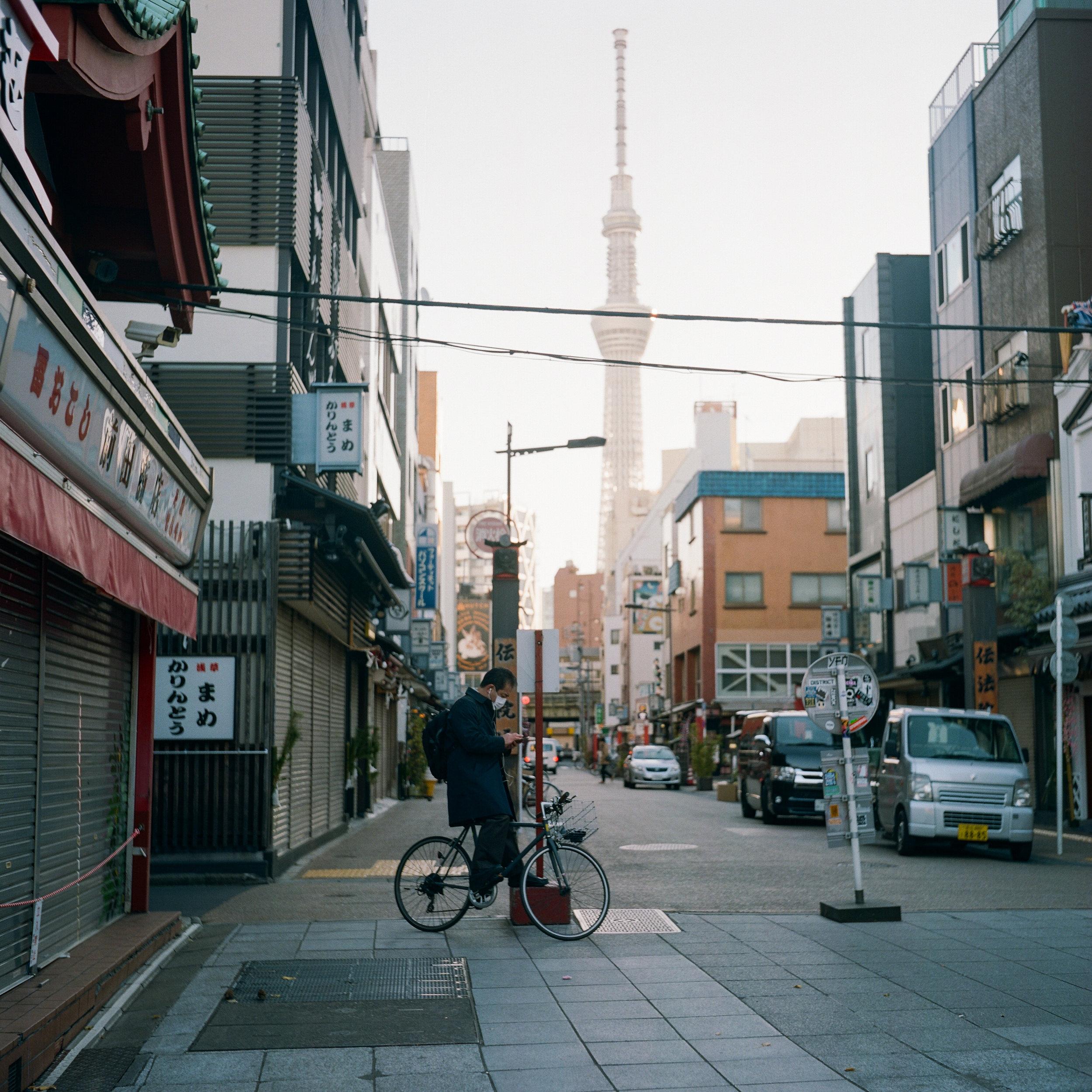 Asakusa, Tokyo, Japan 2018