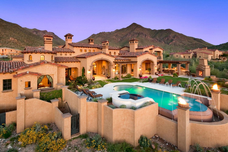 Silverleaf - Upper Canyon - Spanish Colonial