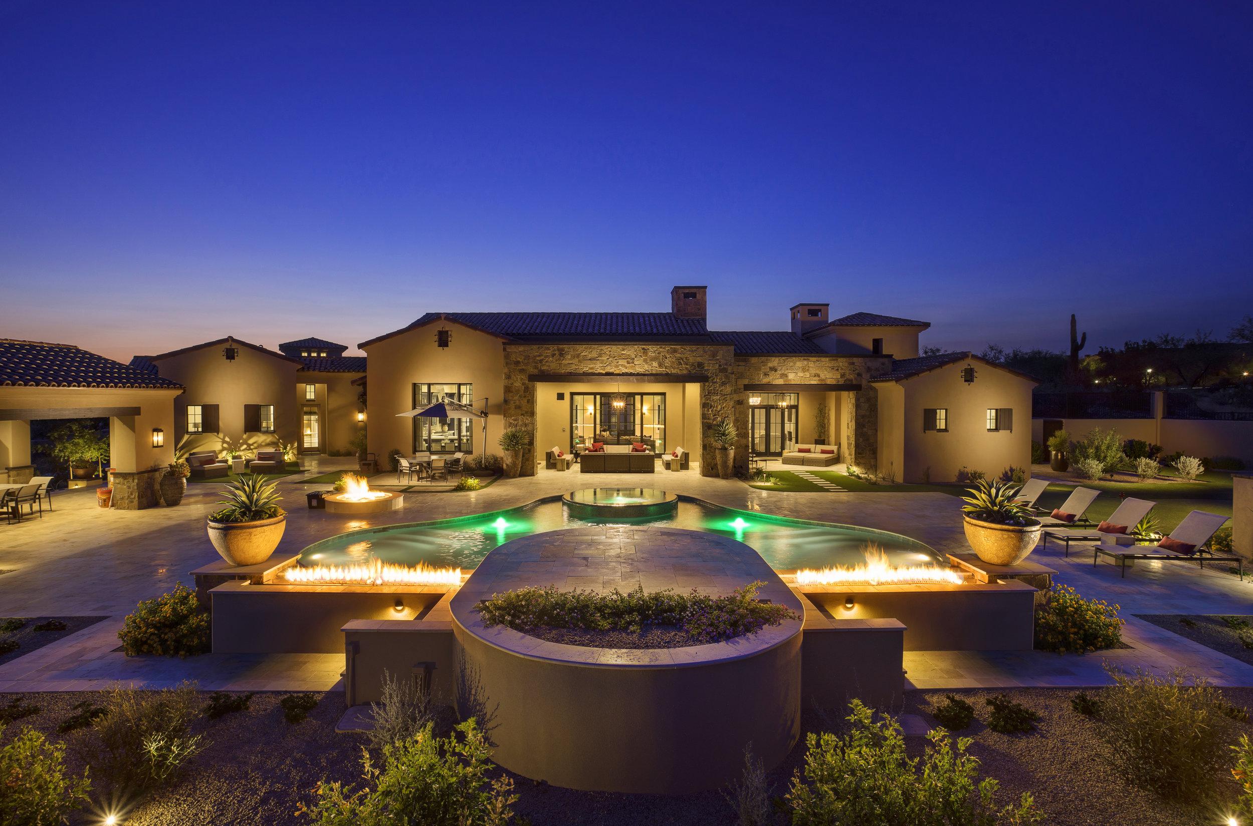 Silverleaf - Modern Ranch Hacienda