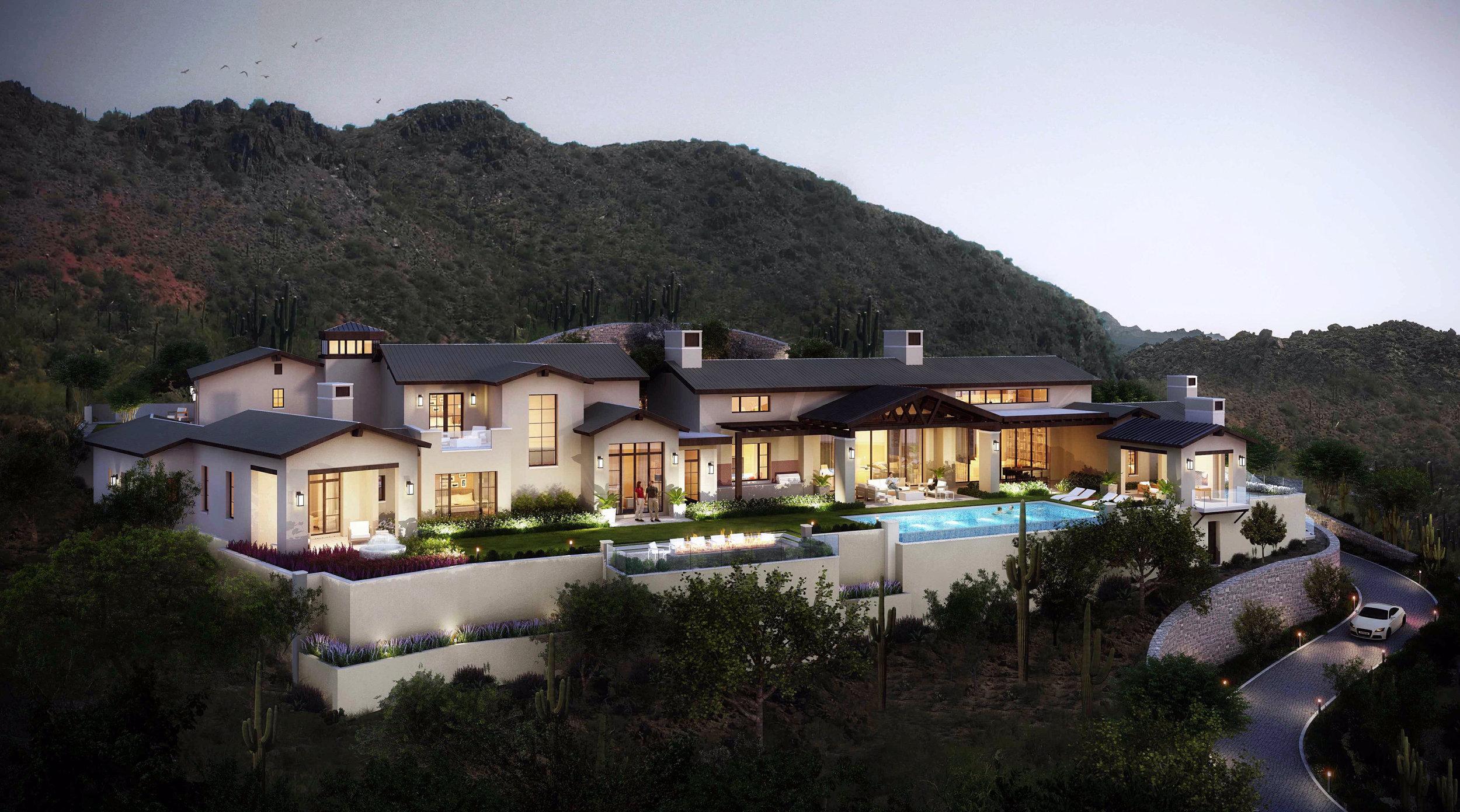 Modern Ranch