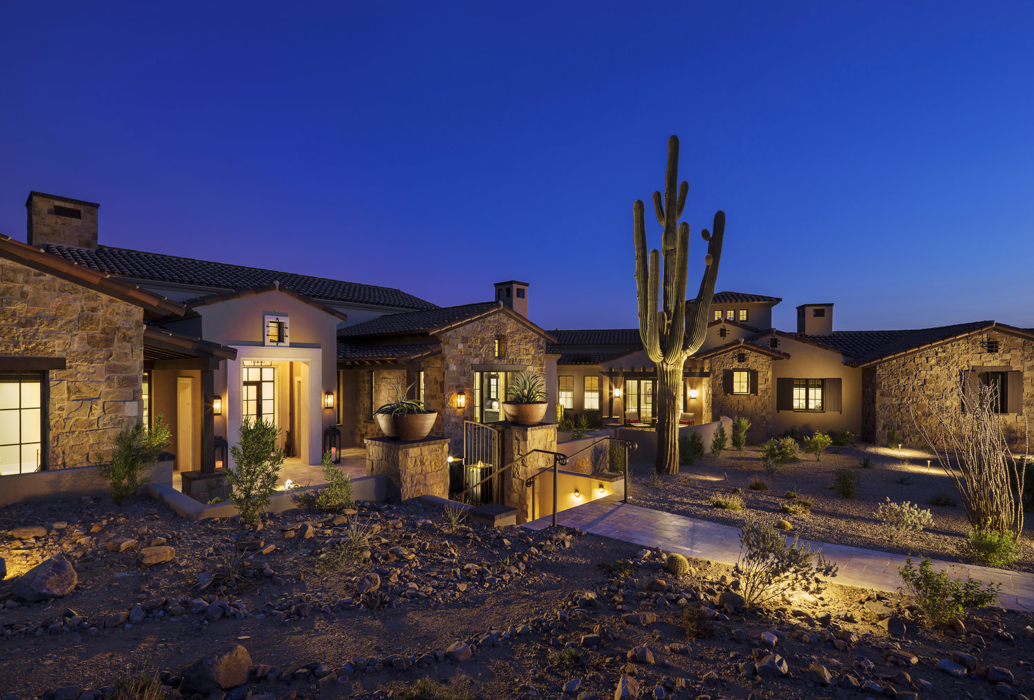 Revisiting Old-World Allure - See one of our Custom Homes featured in Phoenix Home & Garden!