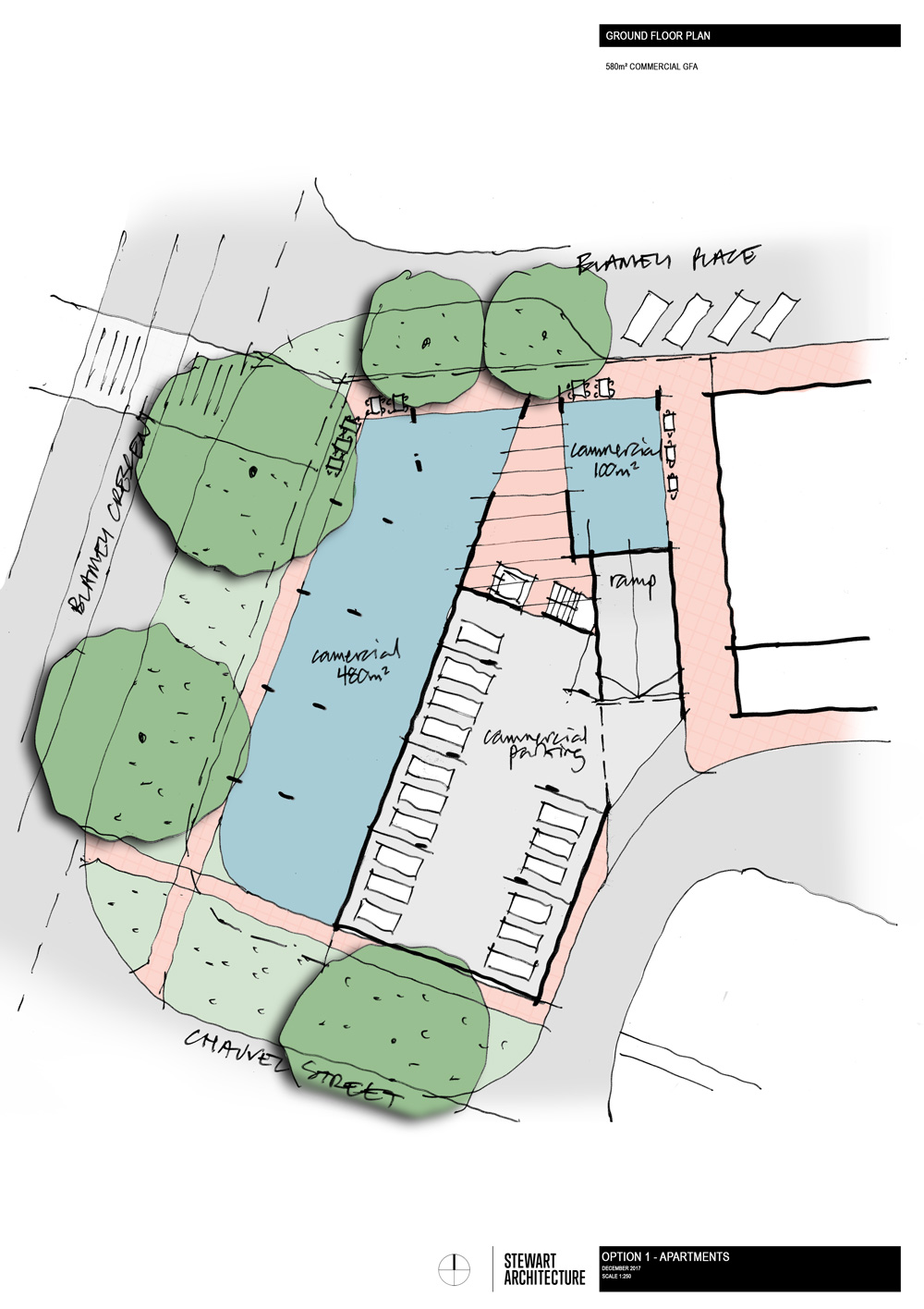 Option 01 - Apartments