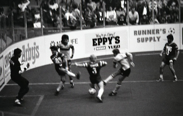 1986-87 Rowdies vs Canton Invaders AISA 25.jpg