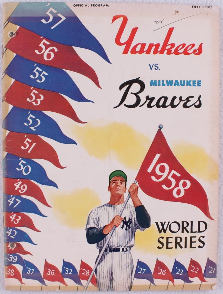 main_1-New-York-Yankees-vs-Milwaukee-Braves-Original-Vintage-1958-Official-World-Series-Program-PristineAuction.com.jpg