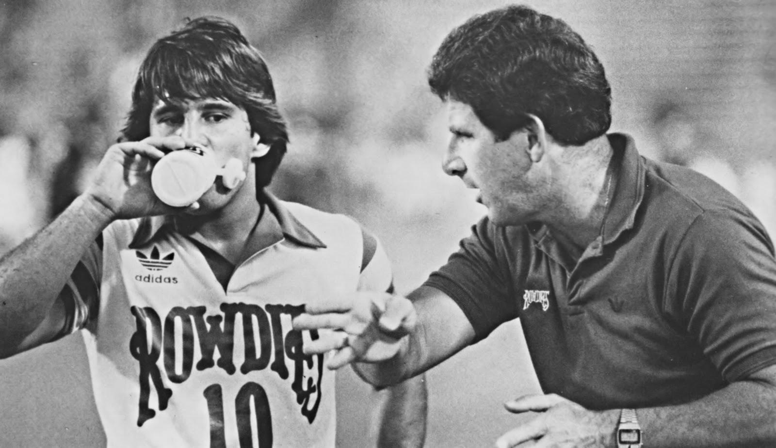 Tatu and Al Miller 1983.jpg