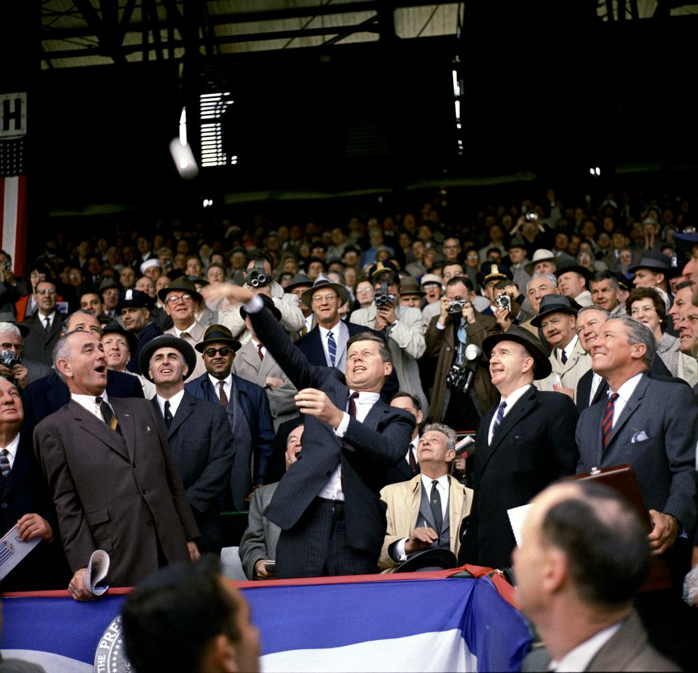 JFK-Opening-Day-Of-1961-Baseball-Season-4-10-61--7.jpg