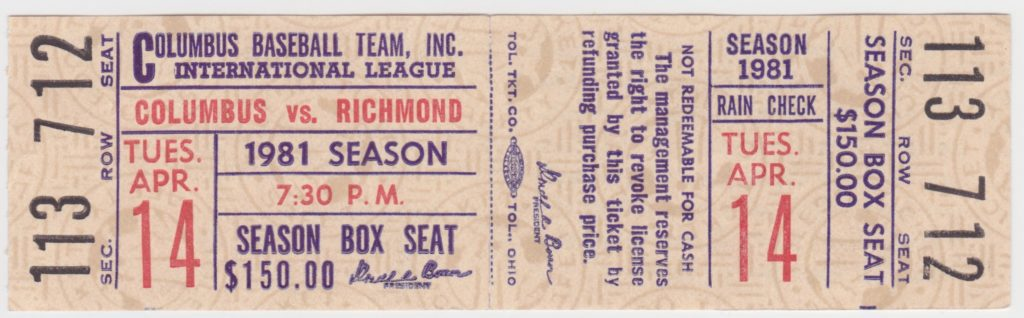 1981-MiLB-Richmond-Braves-at-Columbus-Clippers-ticket-stub-1024x318.jpg