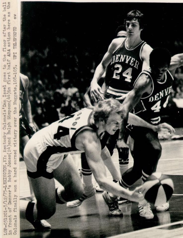 Colonels 74-75 Home Back Dan Issel, Nuggets (2).jpg