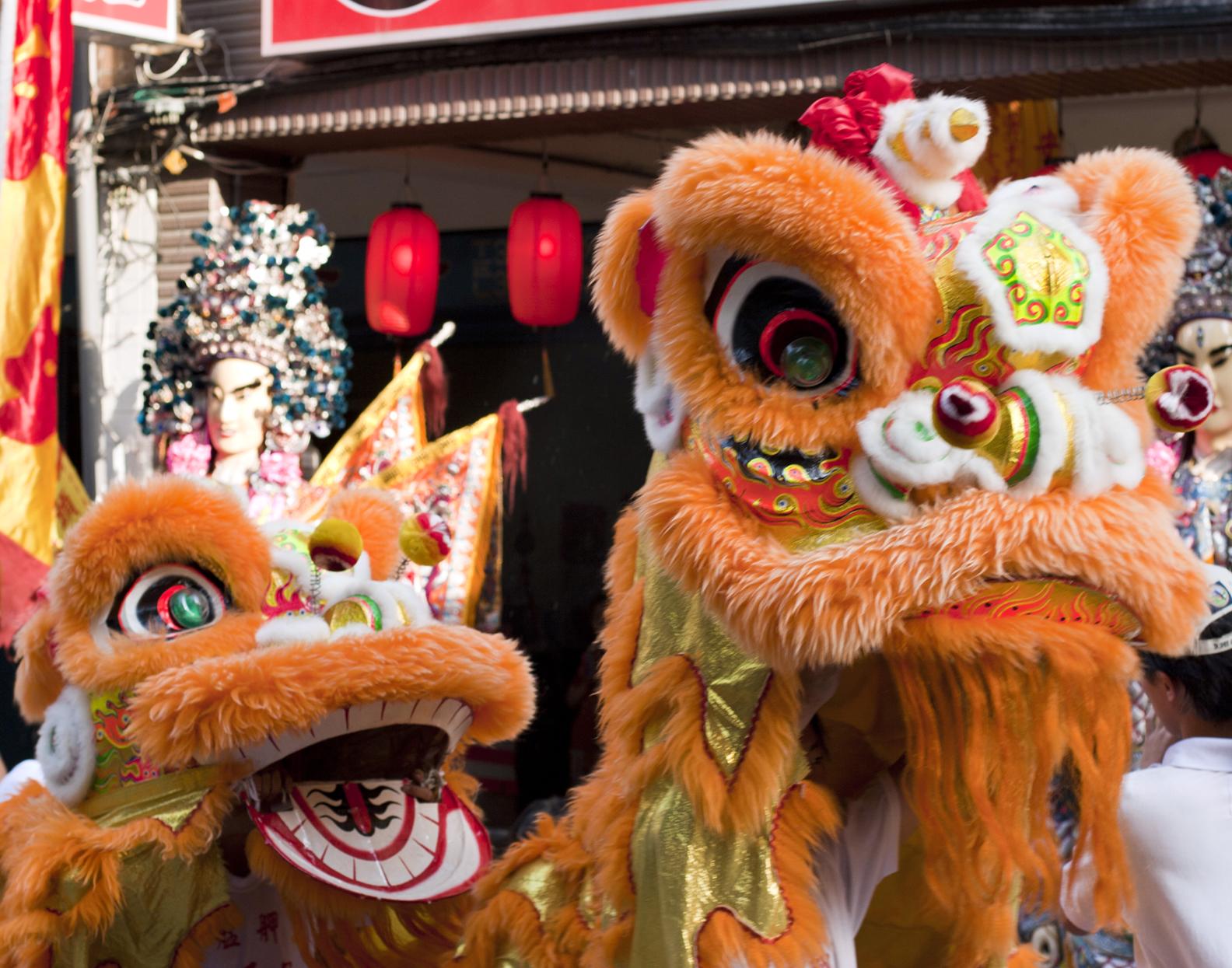 Chinese New Year, Taiwan
