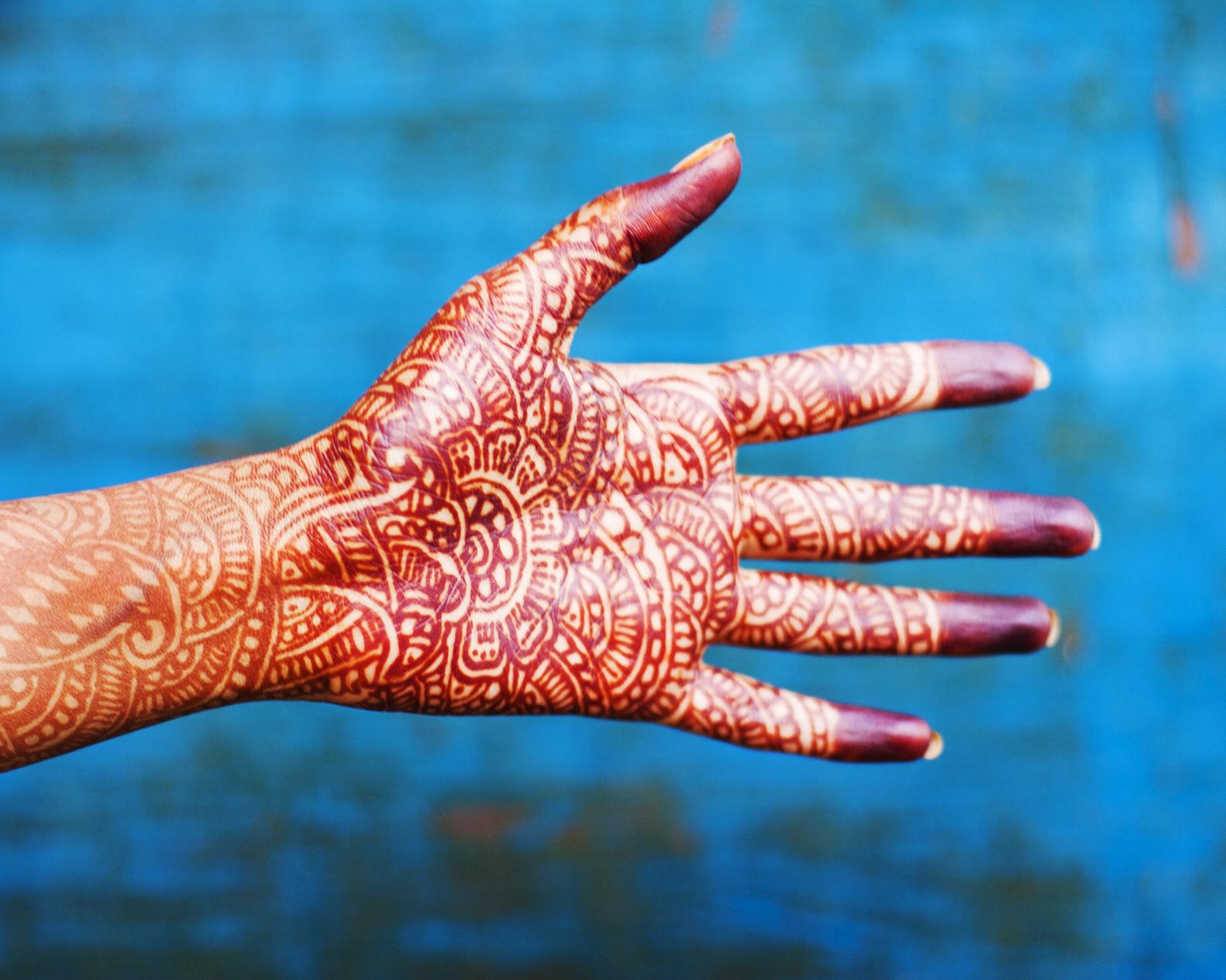 Henna, India