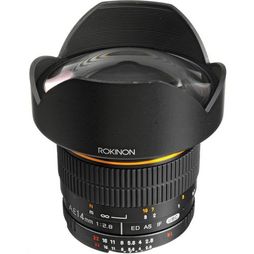Rokinon 14mm f/2.8 Lens