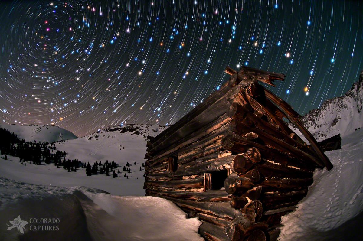 Wonders Of The Night Mayflower Gulch, Colorado