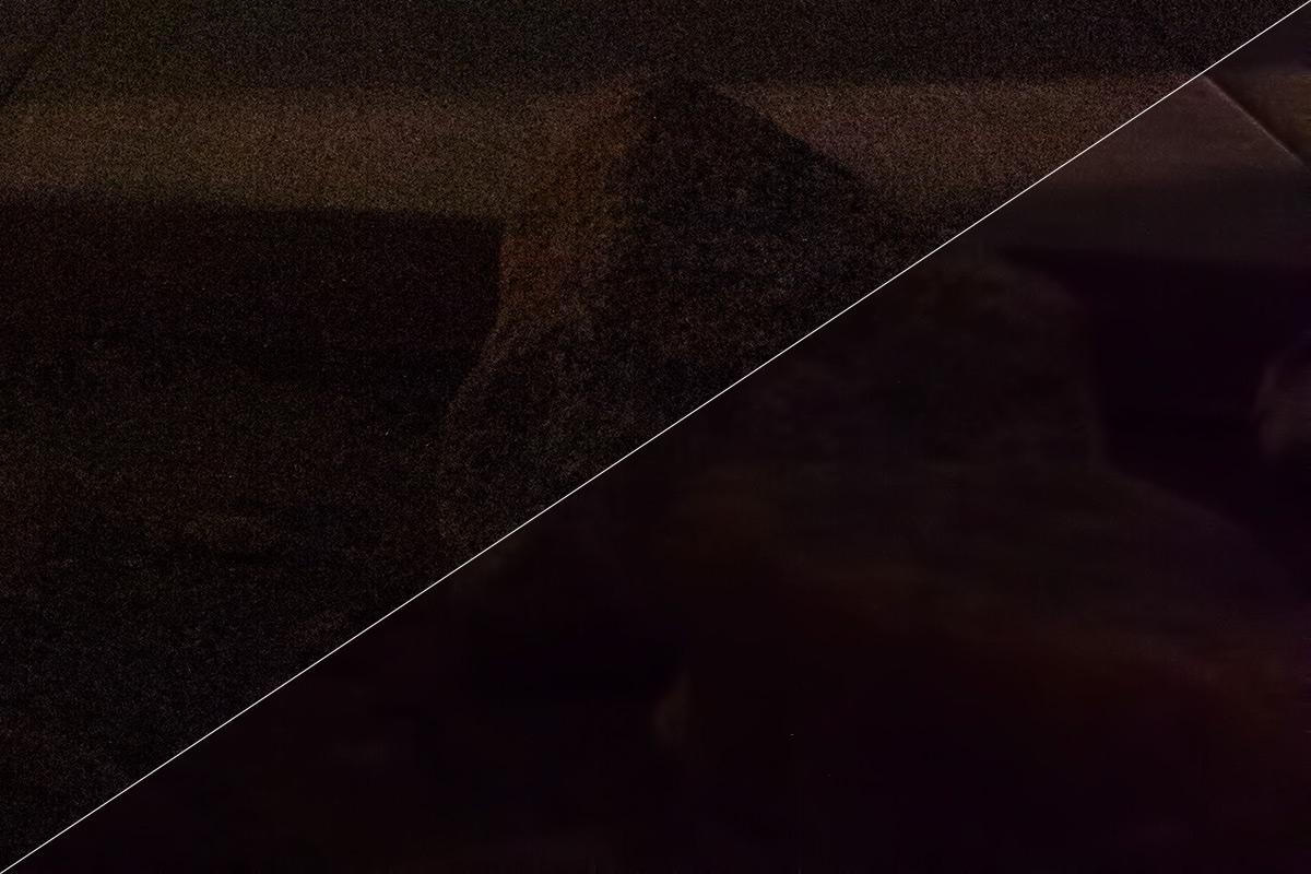 Random Noise with Topaz DeNoise Noise Reduction Score: 6