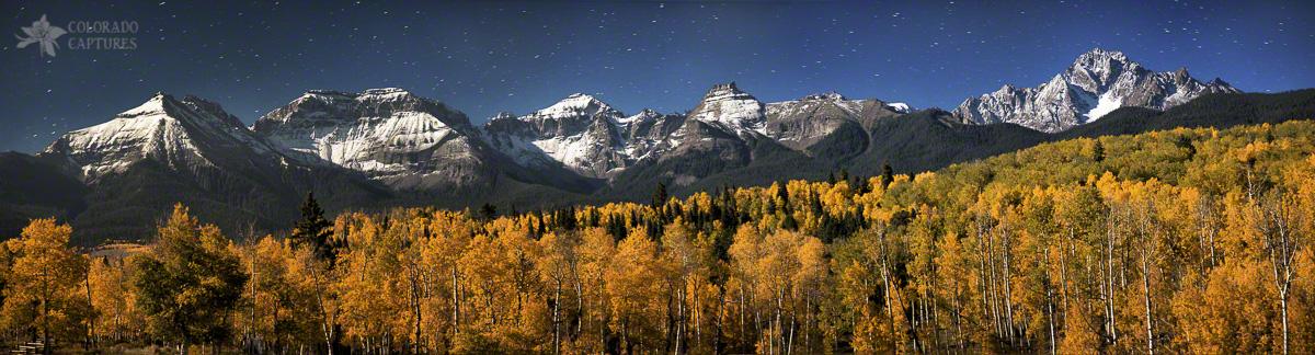 """""""Late Night Sandwich In The Sneffels Wilderness"""" - Near Ridgway, Colorado"""