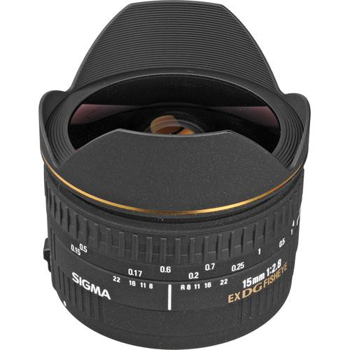 Sigma 15mm f/2.8 Fisheye