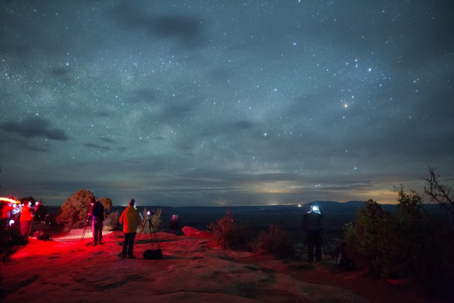Grand View Overlook in Canyonlands National Park, Utah Thanks to  © JannLedbetter