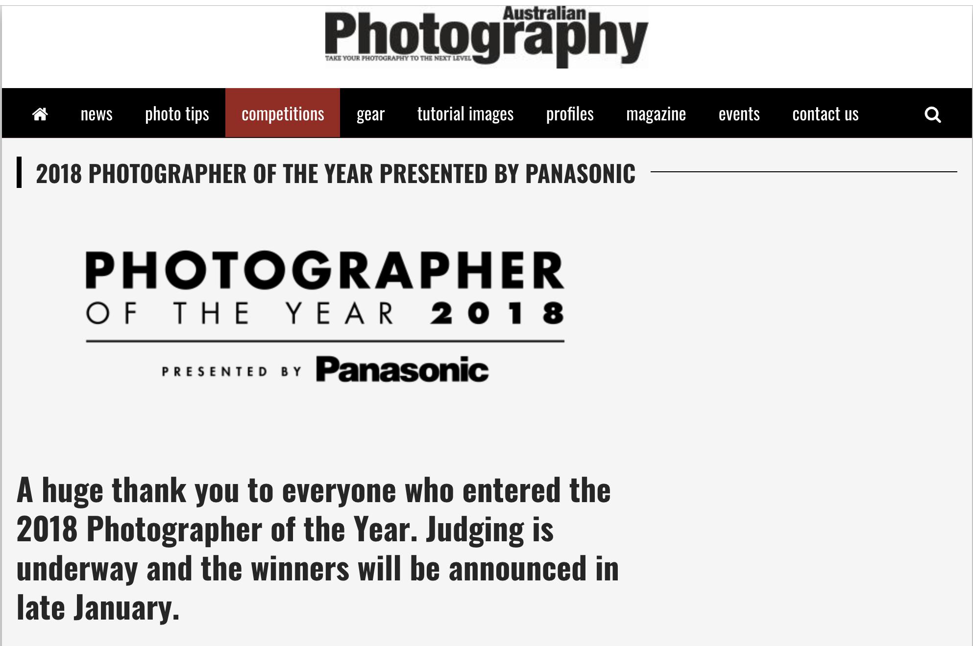 2018TravelPhotographerOfTheYear