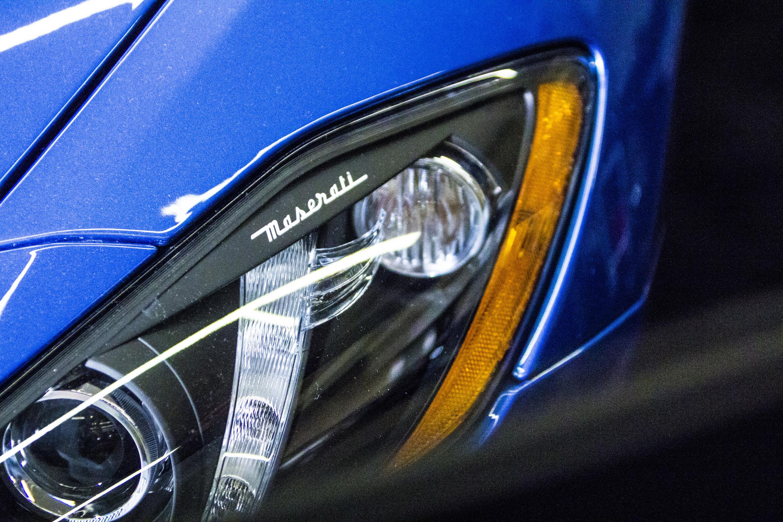 Maserati - does anyone need to say more?