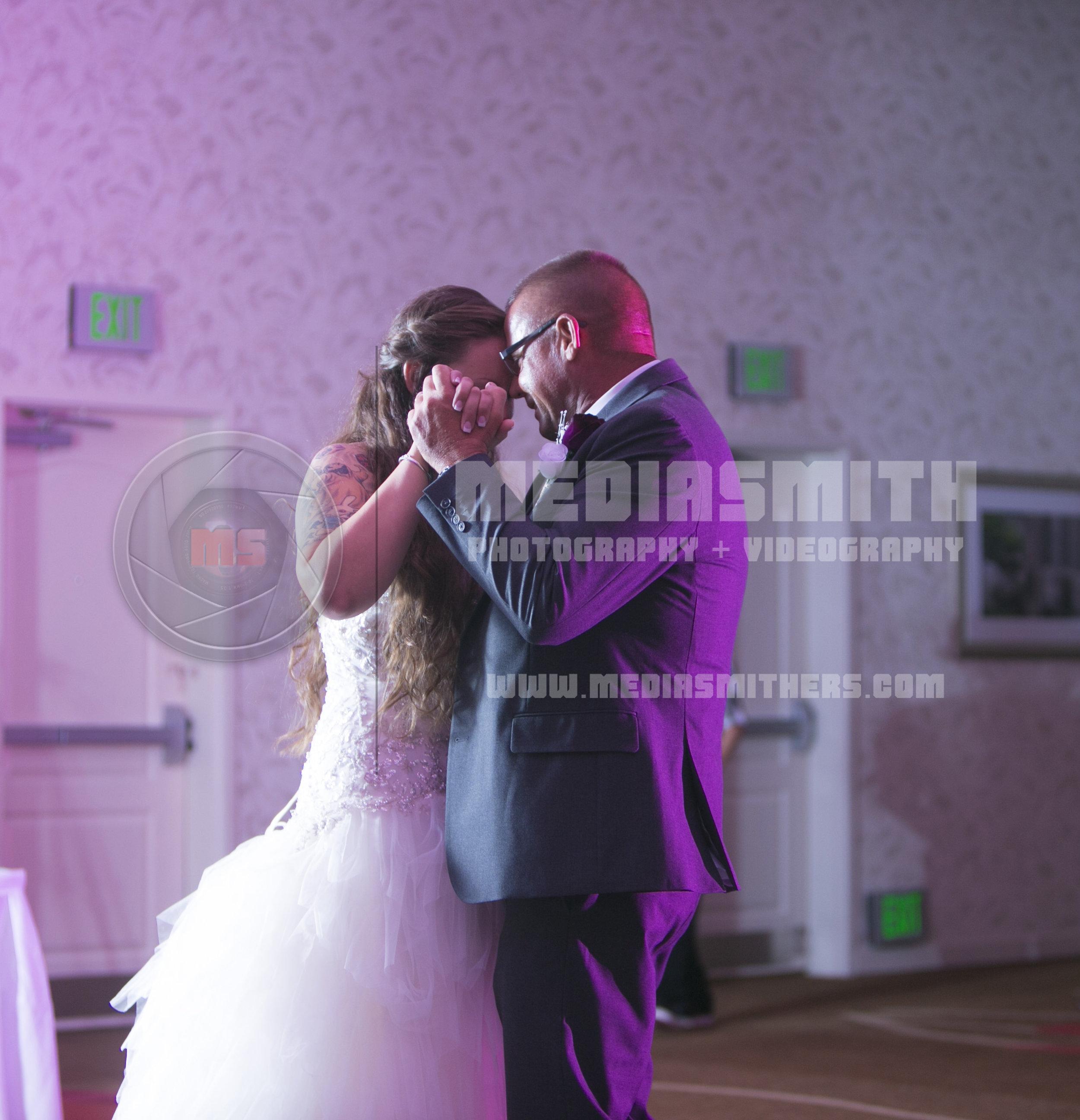 father daughter wedding photography phoenix arizona
