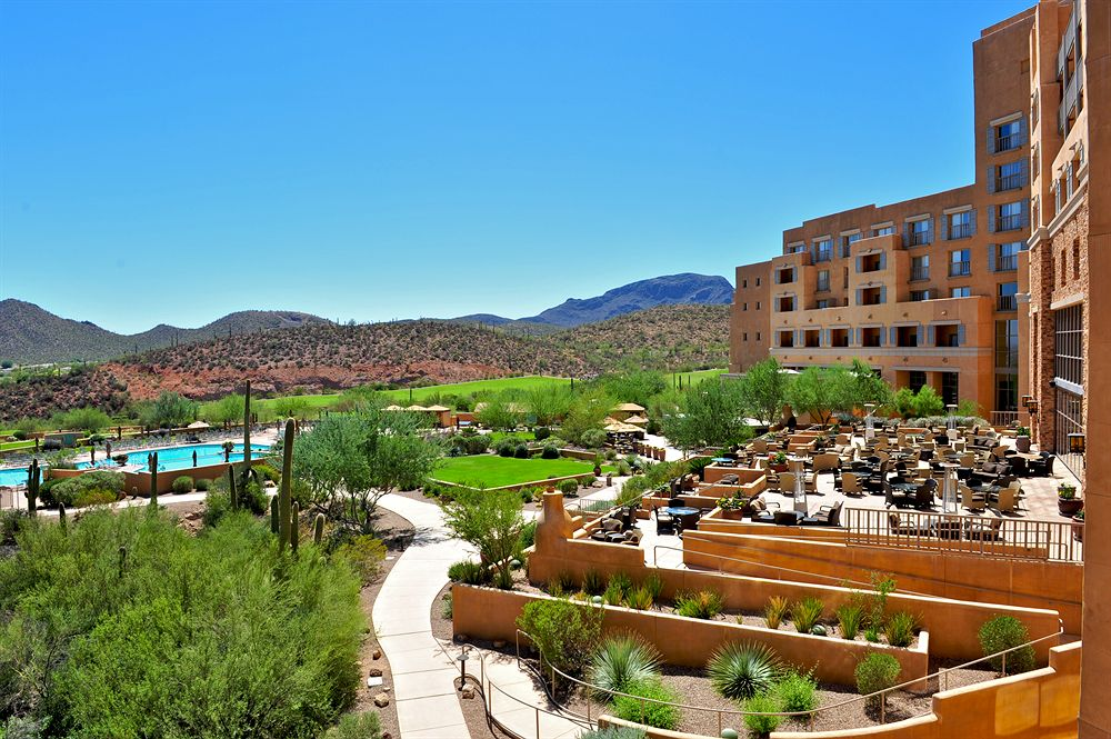 JW Marriott Tucson Starr Pass Resort & Spa - Tucson, AZ