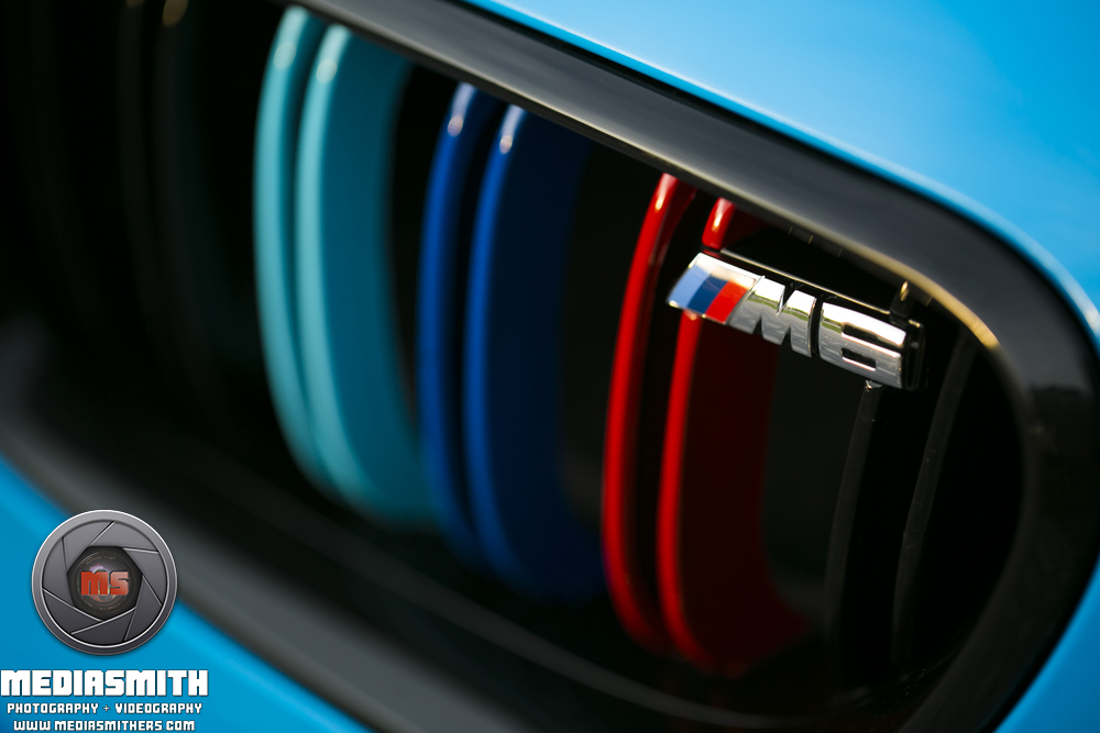 Car_Photography_Gilbert_Arizona_BMW_M6_Grille