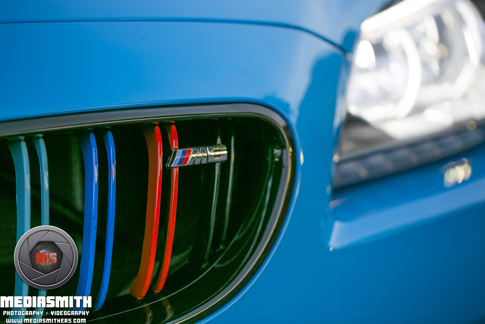 Car_Photography_Gilbert_Arizona_BMW_M6_Grille_2