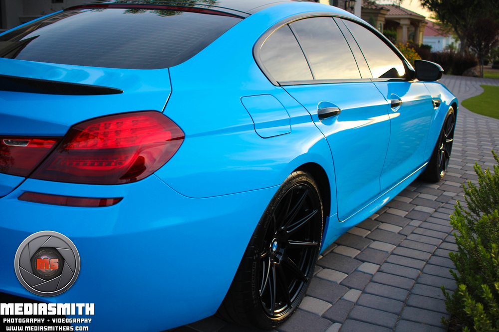 Car_Photography_Gilbert_Arizona_BMW_M6_Rear_Passenger_Side