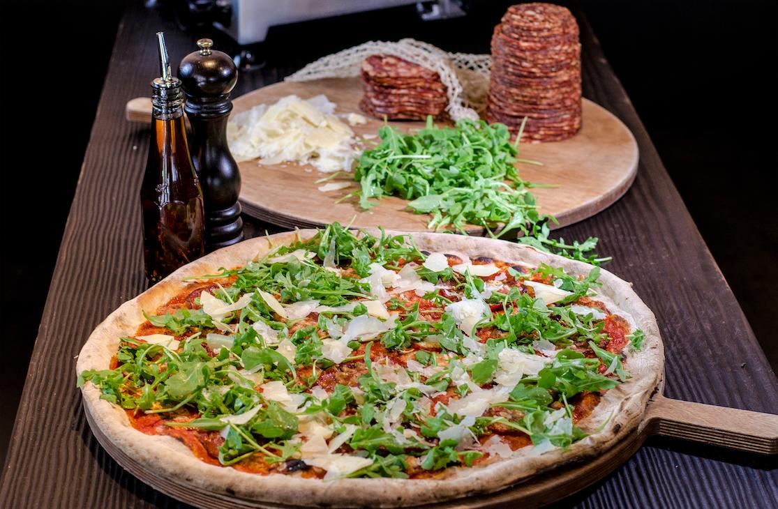 Menu Homeslice Pizza
