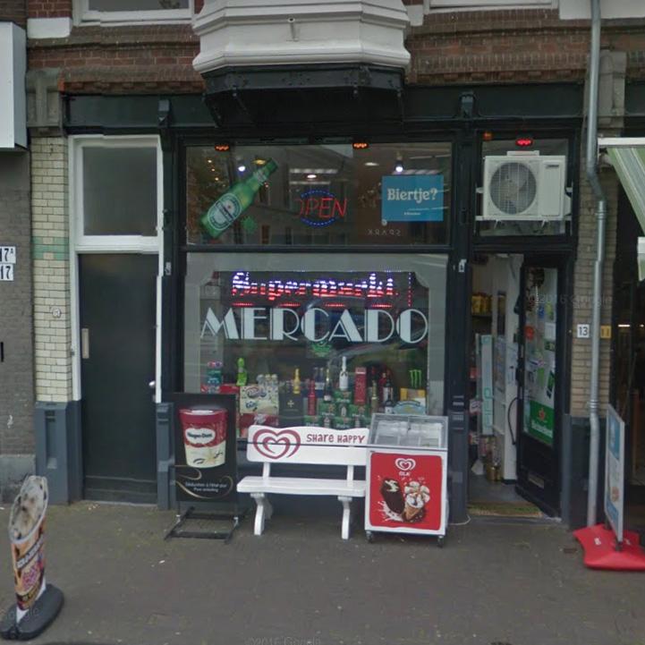 Mercado Supermarkt (Centrum) - Scheveningseveer 13