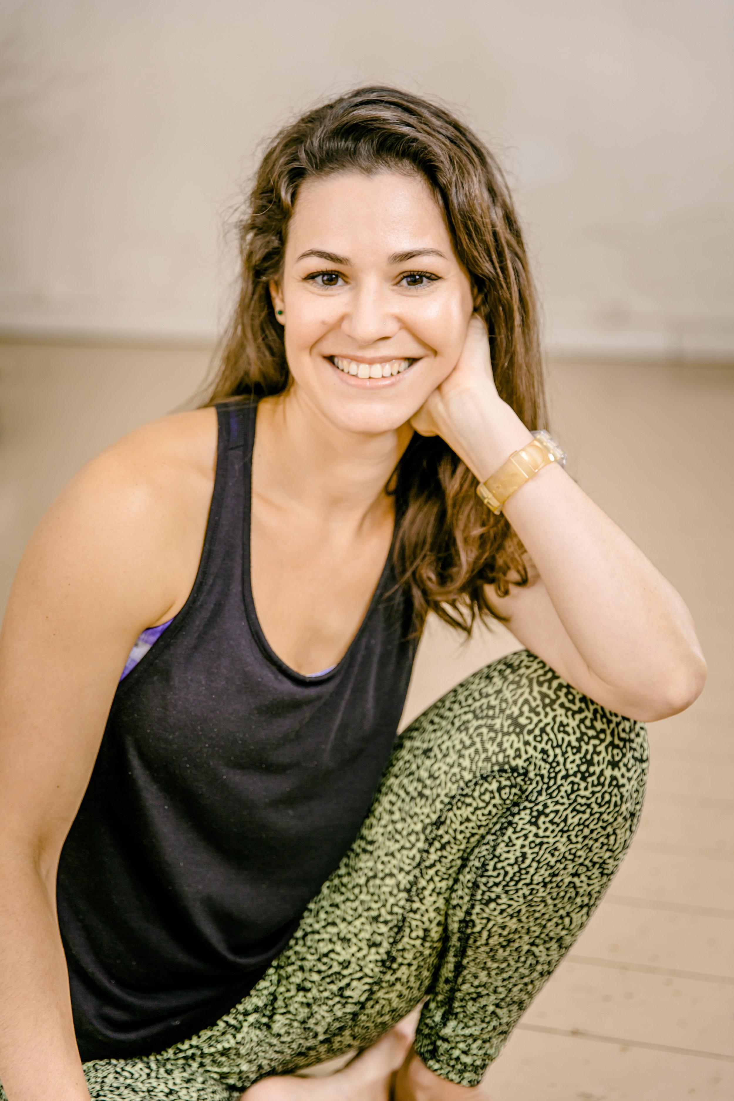 Rosana Pinheiro    Yoga Teacher