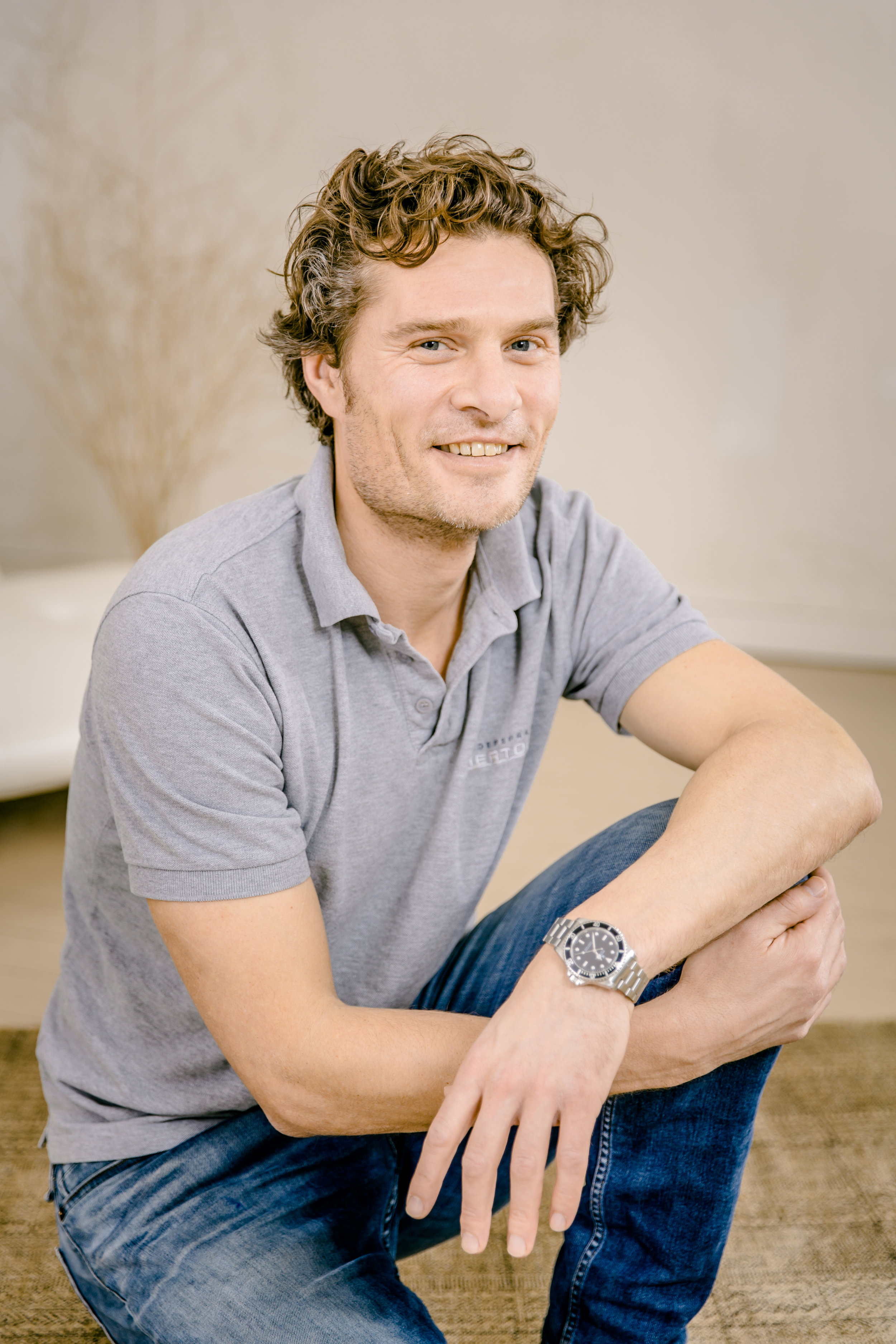 Gilles Hertoghe    Physiotherapist / Osteopath