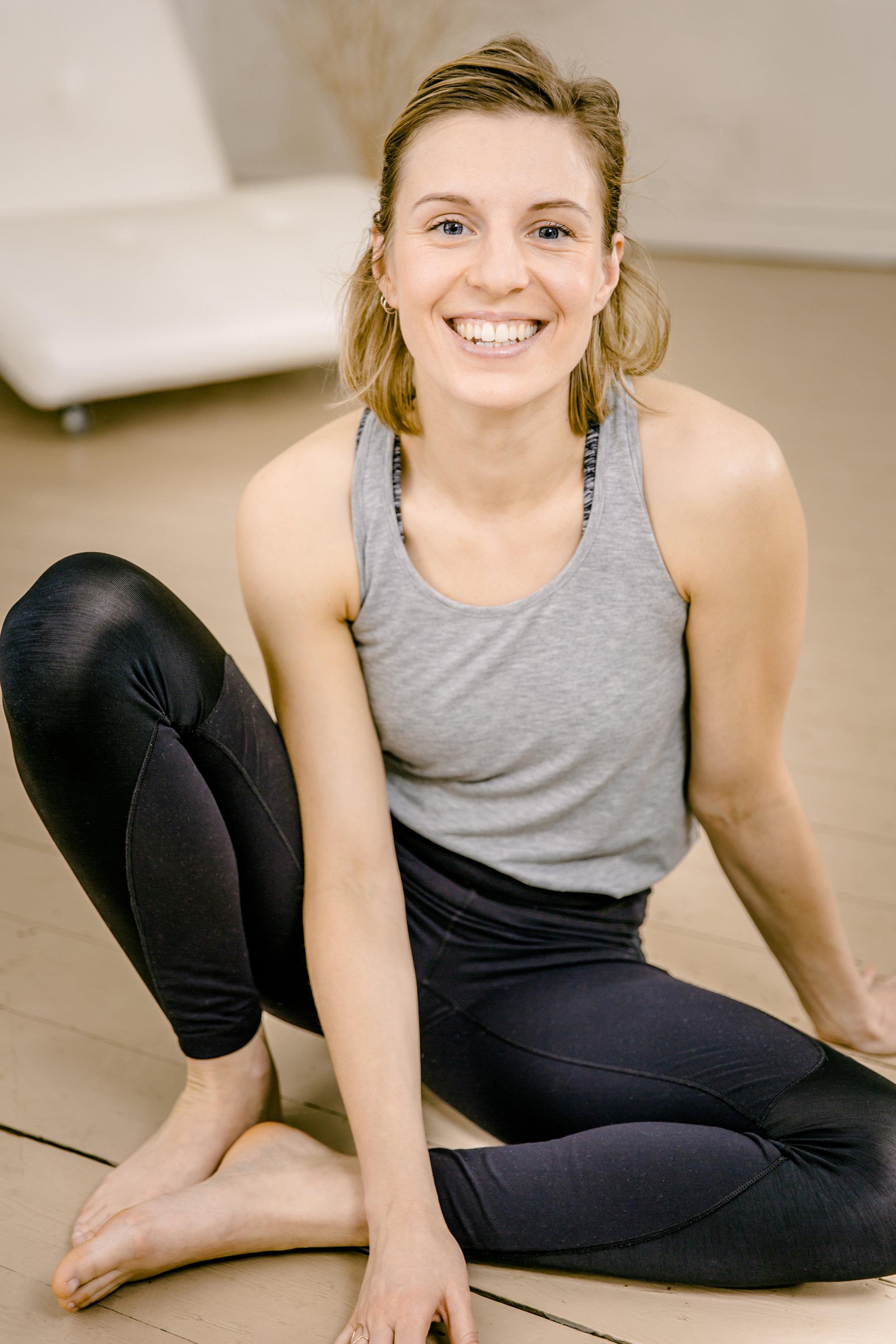 Valerie Rousseau    Yoga Teacher