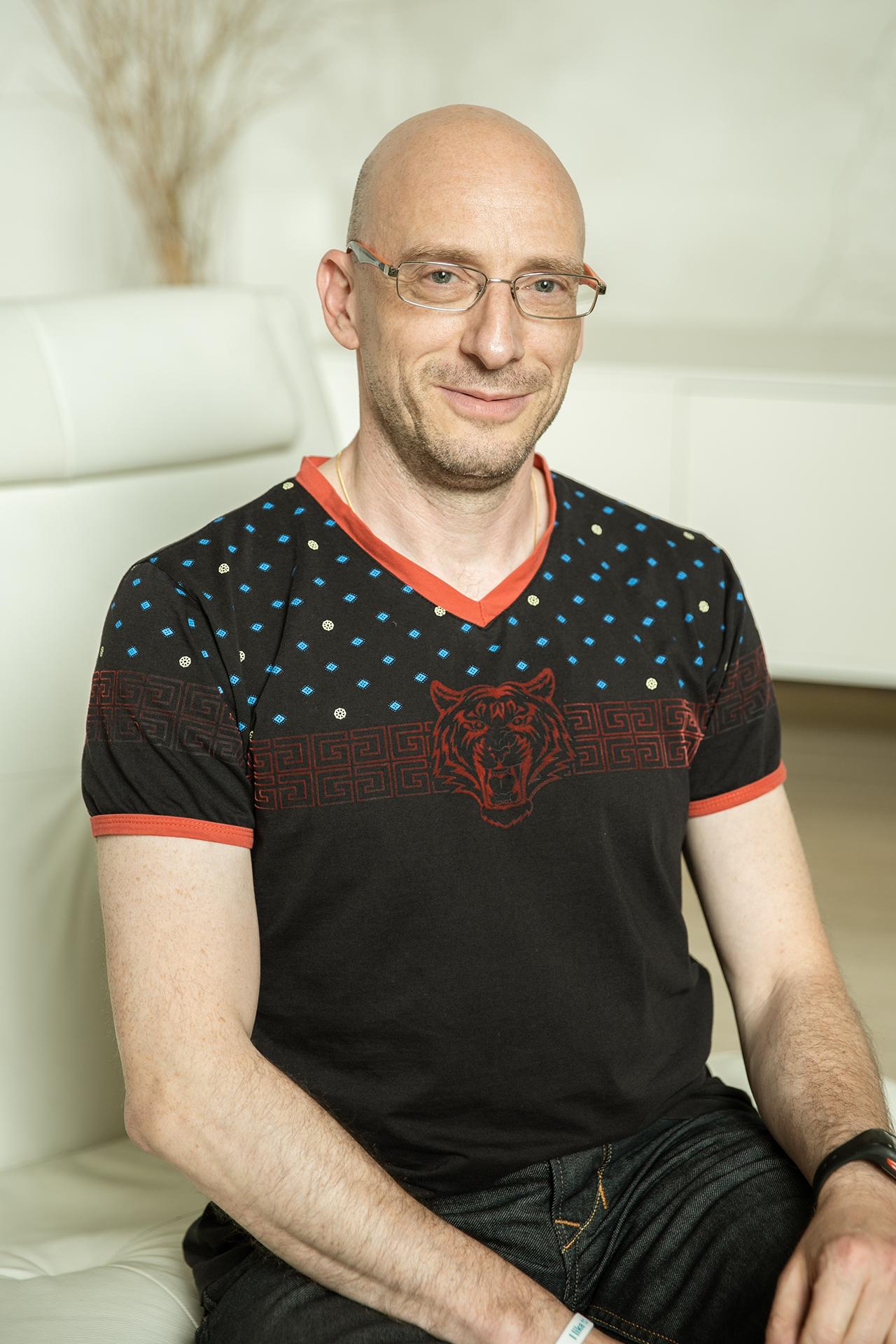 Henry Teitelbaum    Meditation Teacher
