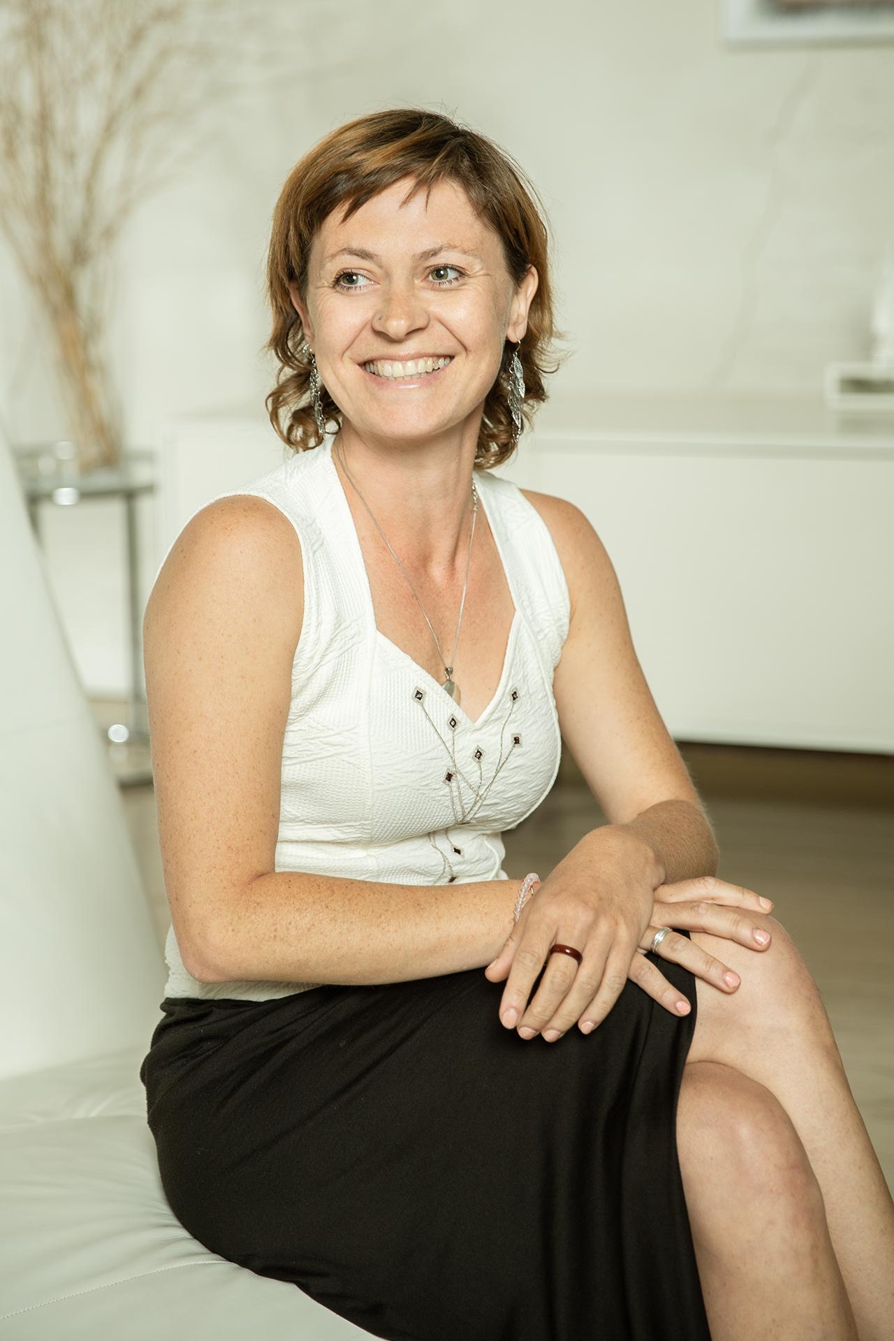Nathalie Lepage    Yoga Teacher