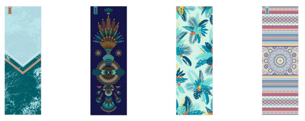 Découvrez tous ces jolis designs sur leur   site   et attention de ne pas craquer sur tous les autres bougies, coussins de méditation et autres accessoires proposés... ! 😅