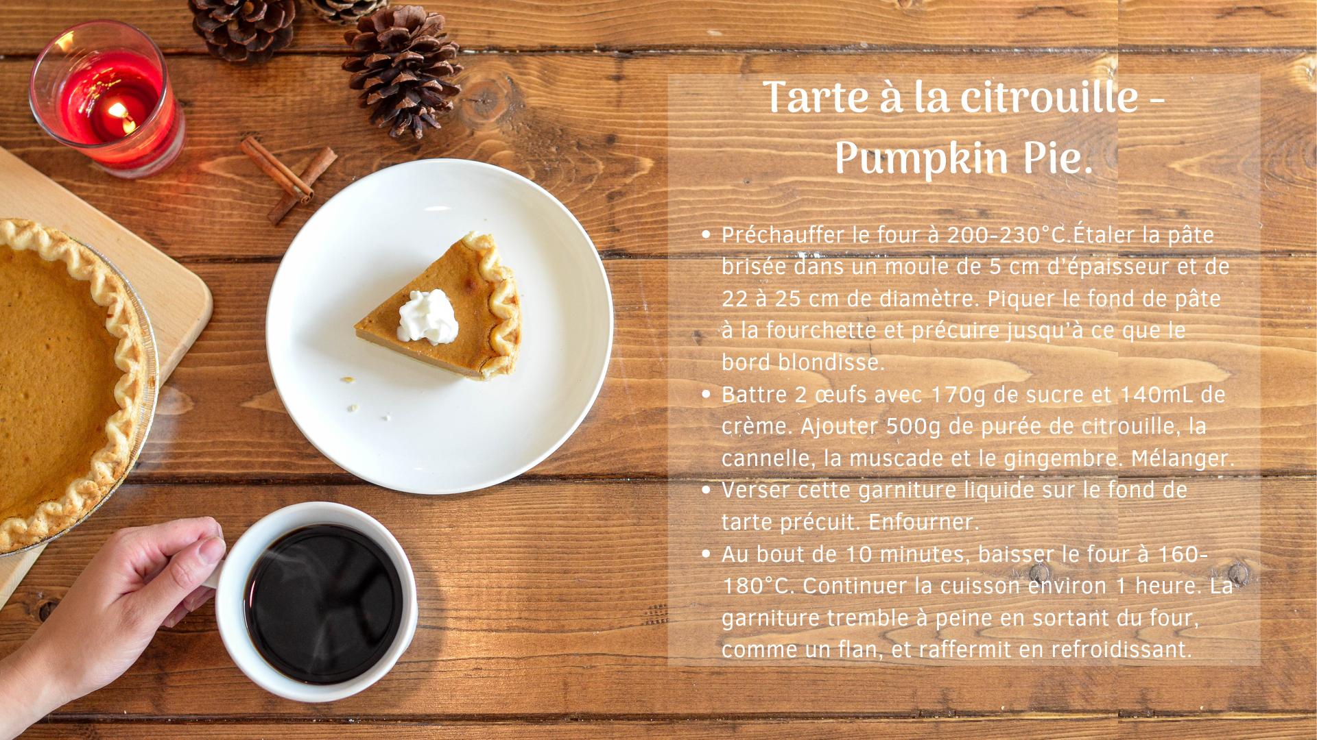 Tarte à la citrouille - Pumpkin Pie..png