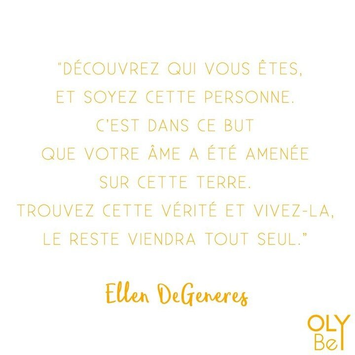 Restez vous-même ! ✨⁠ ⁠ ⁠ #mood #mantra #olybe #olybeyoga #everydaymood #inspiration #fitinspo #yogamantra #yogafrance #yogaparis