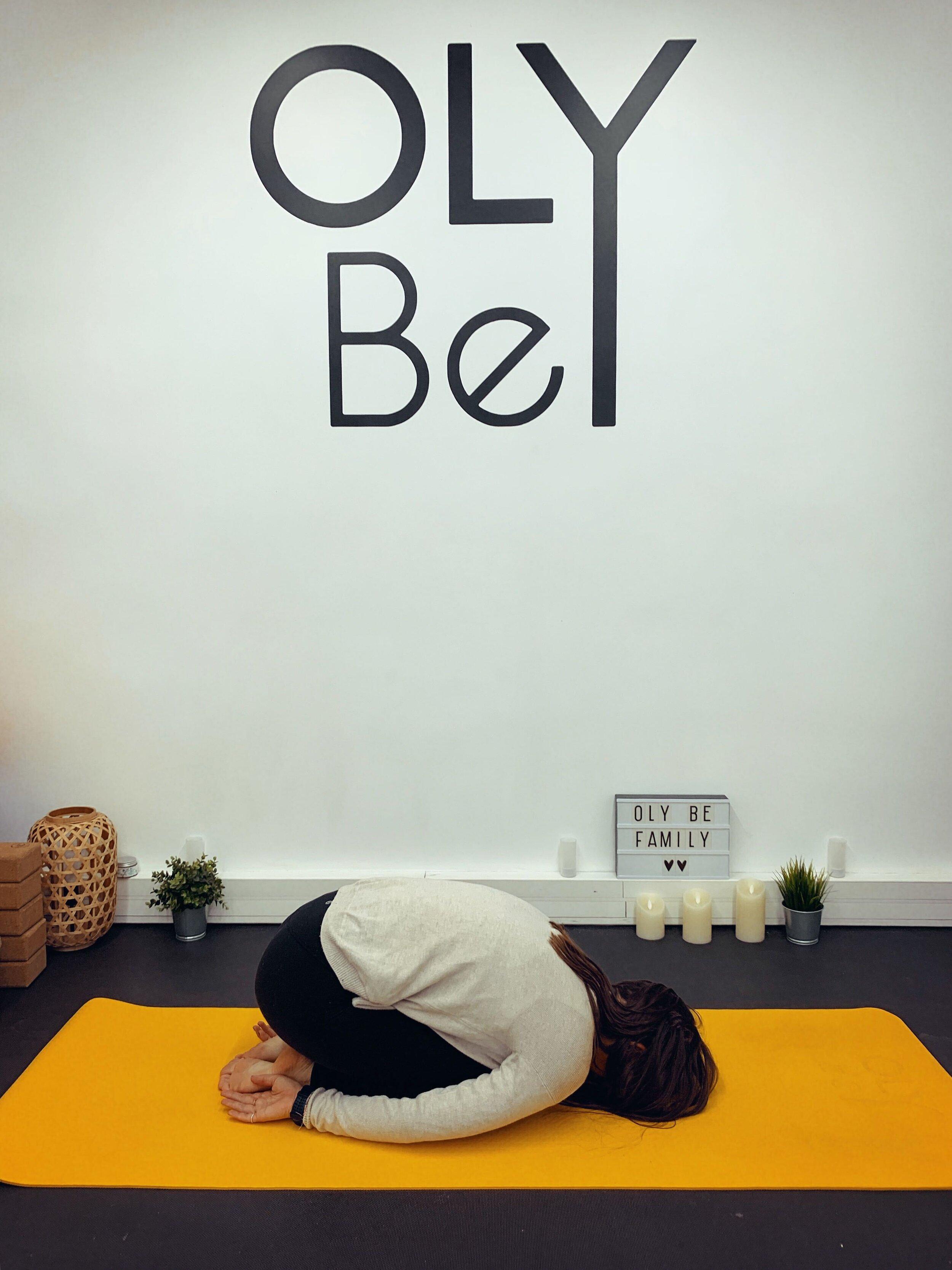 yoga-posture de l'enfant