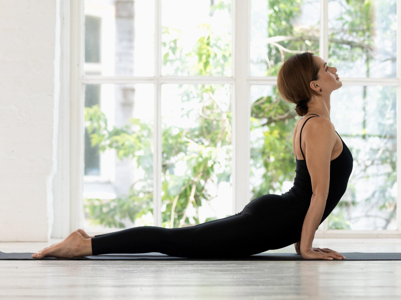 cobra posture yoga
