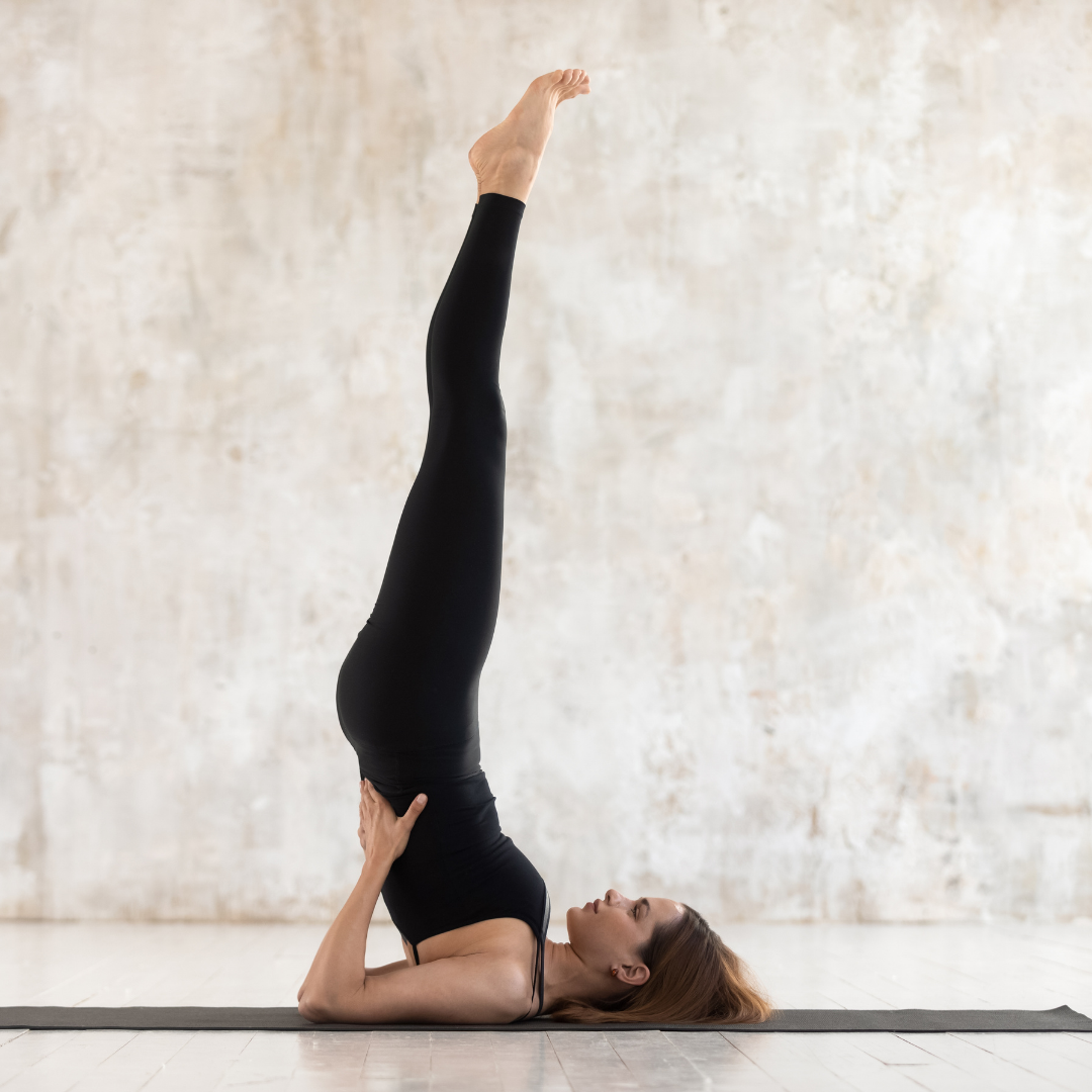 chandelle yoga