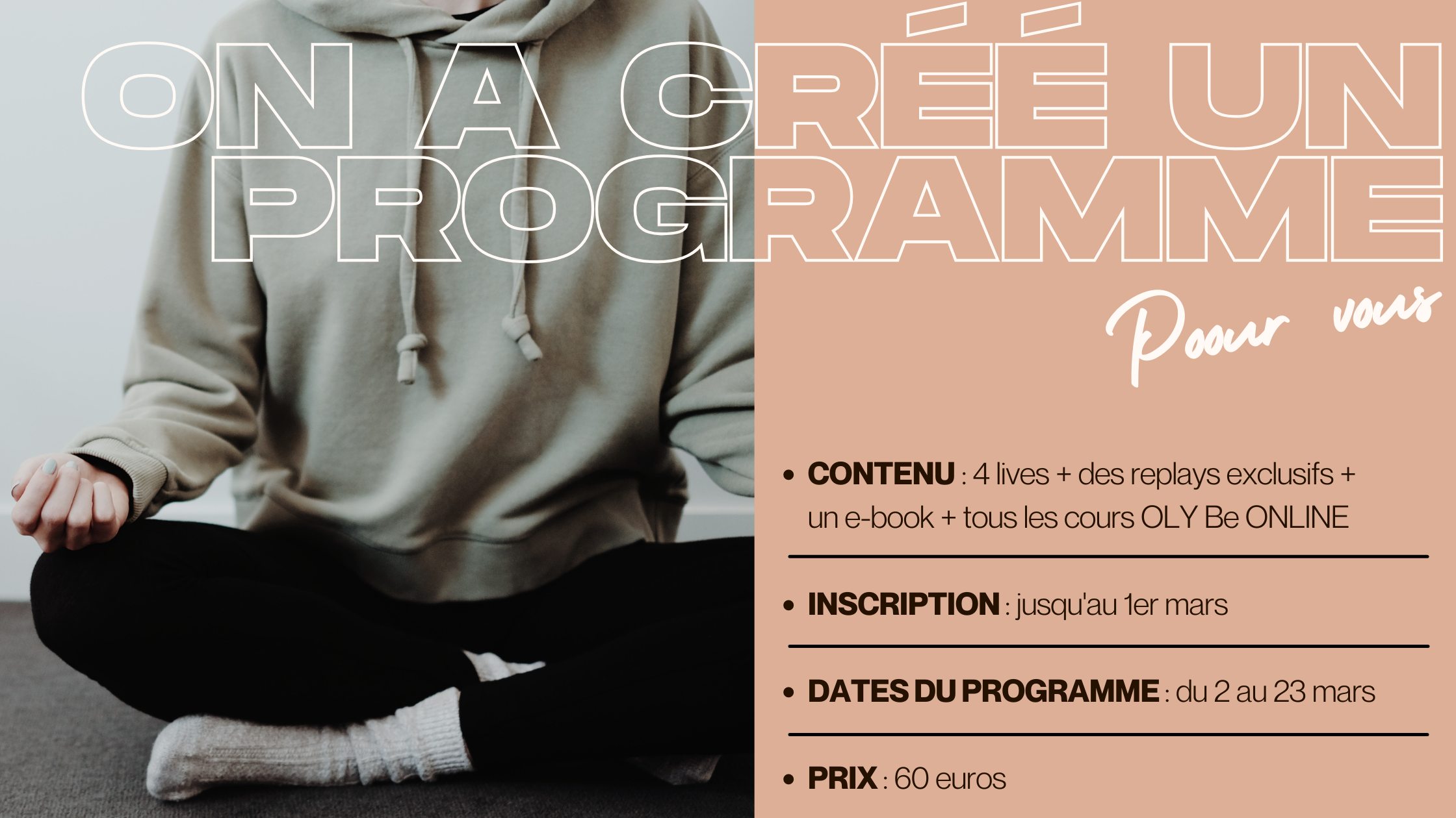 detail programme