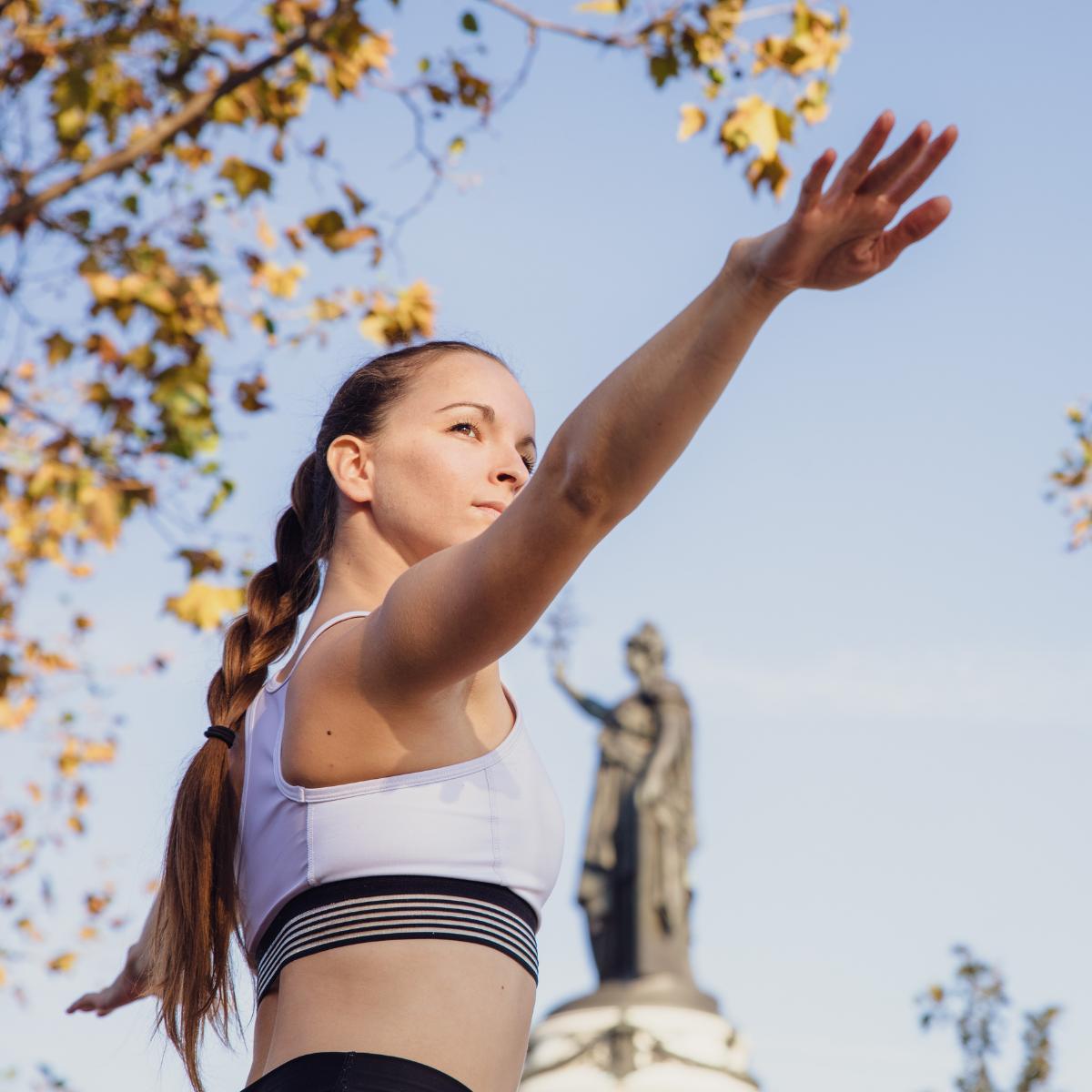 Girlpower : et si on testait le yoga de la femme ? -