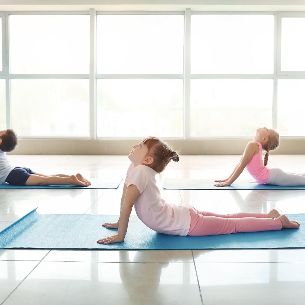 Minis… Mais déjà Yogis ! Yoga pour enfants -