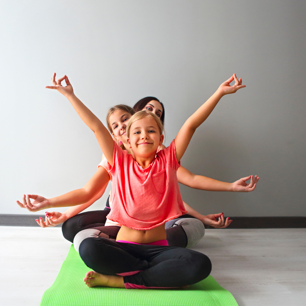 Le yoga pour les enfants -