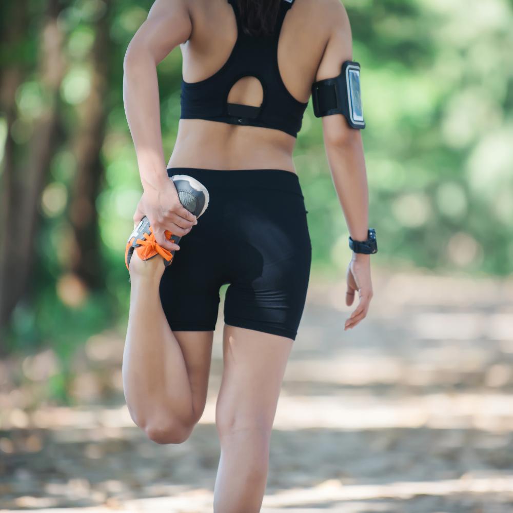 5 positions de yoga pour les coureurs -
