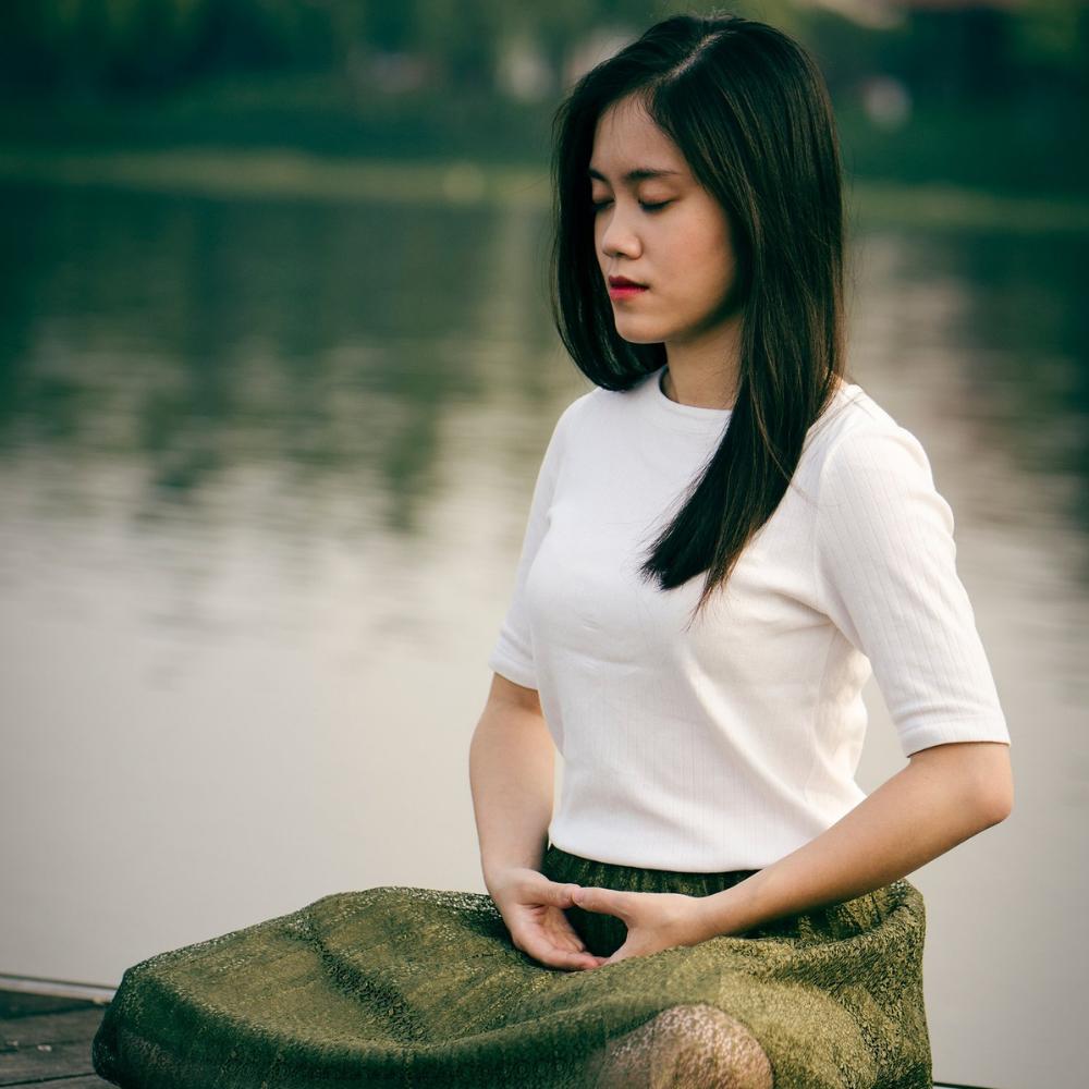 Respirer pour relâcher le stress -
