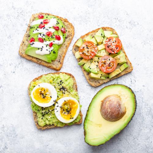 4 recettes de snack healthy et sexy -