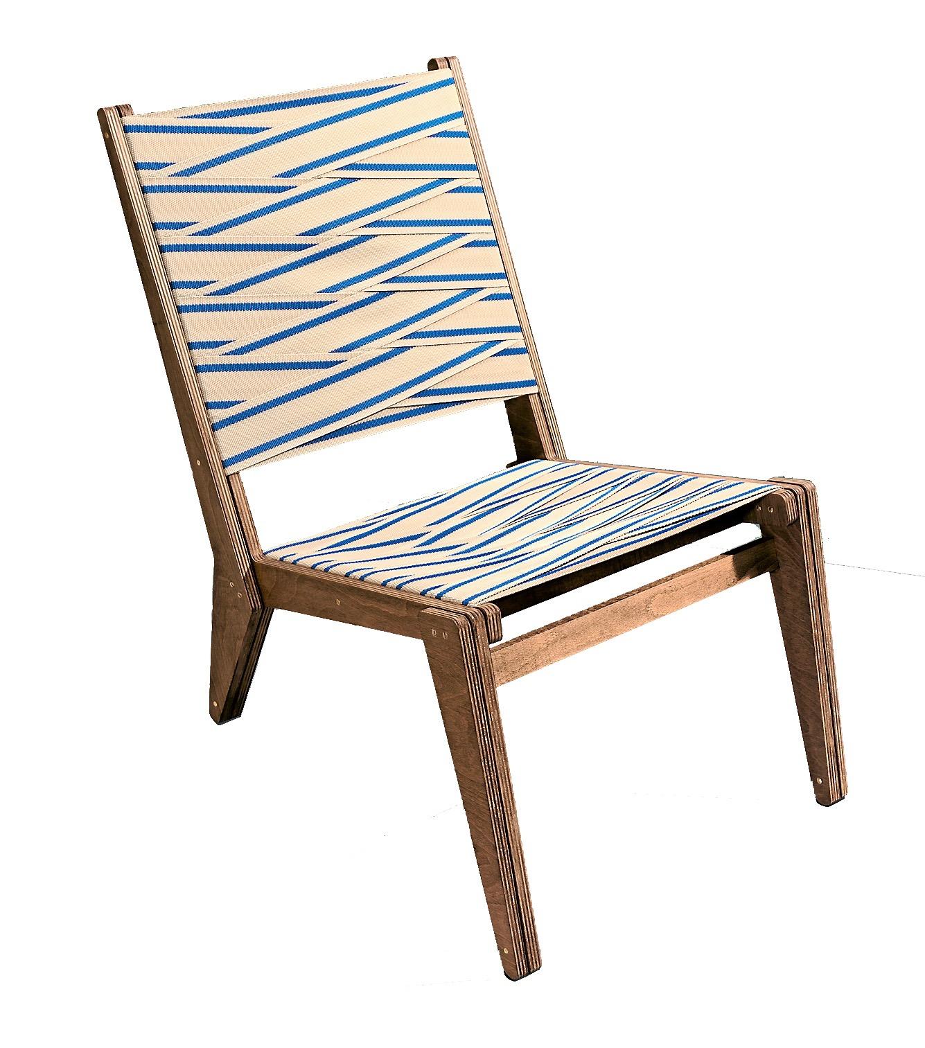 Bli konsthantverkare och bind din egen stolsits designad av Sigurd Larsen. Monteringen av stolen gör du helt själv, 1 342 kr, från Hornbach.