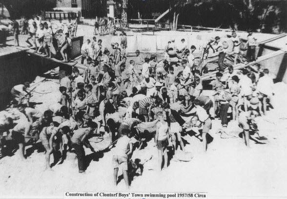 Construction of Clontarf swimming pool.jpg