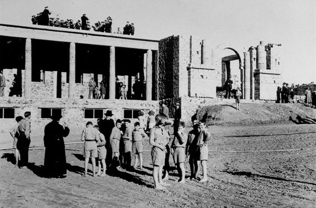 FCMs in front of unfinished Bindoon.jpg